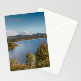 scenic view Stationery Cards