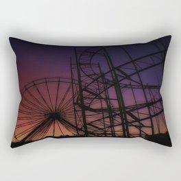 Round n Rounds Rectangular Pillow