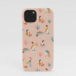 Garden of dreamers iPhone Case