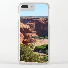 The Beauty of Canyon de Chelly Clear iPhone Case