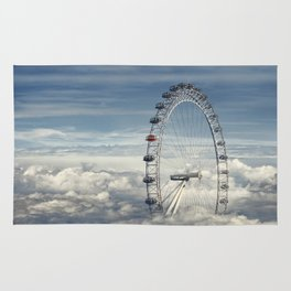 Ride Above the Clouds Rug