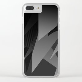 A Busy Mind Clear iPhone Case