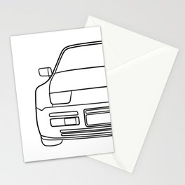 Rx8 Stationery Cards