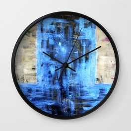 Electric Remix Wall Clock