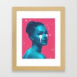 star dreams Framed Art Print