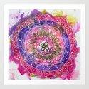 Abundance Mandala by tiaresmithdesigns