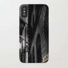 Wall Street iPhone X Slim Case