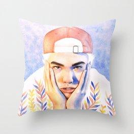conan gray Throw Pillow