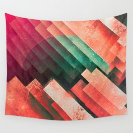 cylyr fyylds Wall Tapestry