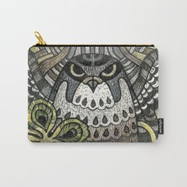 Falcon on clover Carry-All Pouch