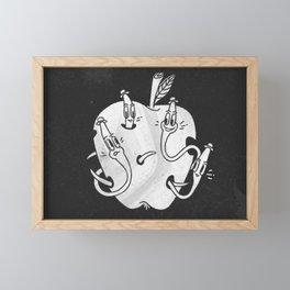 Tasty Framed Mini Art Print