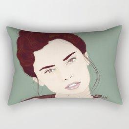 different worlds Rectangular Pillow