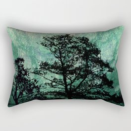 TREES under MAGIC MOUNTAINS IV Rectangular Pillow