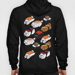 Sushi Poodle Hoody