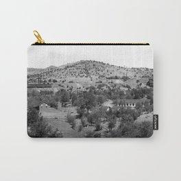 Santa Cruz County, Arizona 1909 Carry-All Pouch