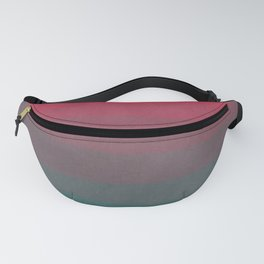 Shades of Sunset Fanny Pack