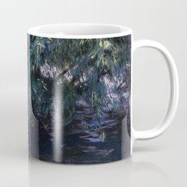 The Classical Masterpiece: A Backwater, Calcot Mill near Reading, John Singer Sargent, 1888888 Coffee Mug