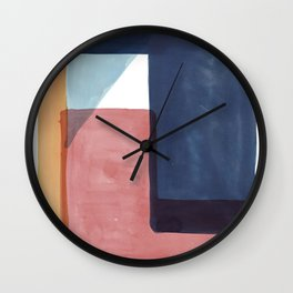 Tetra in Multi Wall Clock