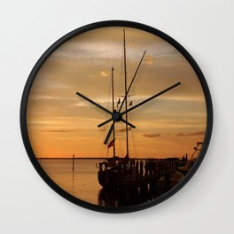 From the Staircase Wall Clock