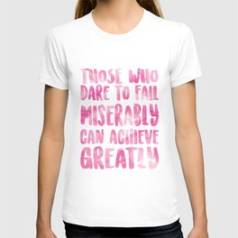 Achieve Greatly T-shirt