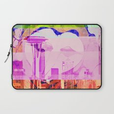 Seattle | Project L0̷SS   Laptop Sleeve