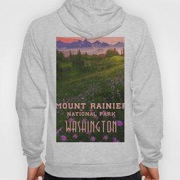 Washington, Mount Rainier National Park Hoody