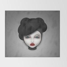 Misfit - McQueen Throw Blanket