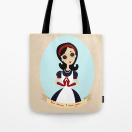 The other mother Tote Bag