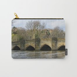 Bakewell bridge 2 Carry-All Pouch