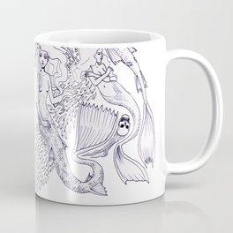Tigerfish (Wonderful Mess Series) Coffee Mug