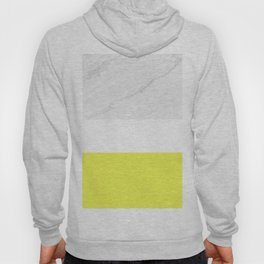 Marble yellow stripes Hoody