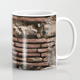 Ancient Mix-media Wall Coffee Mug