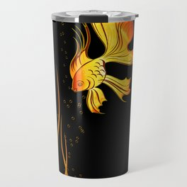 Goldfish Bowl Travel Mug