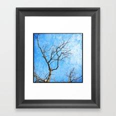 strong Framed Art Print