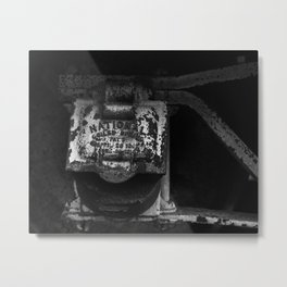 National Metal Print