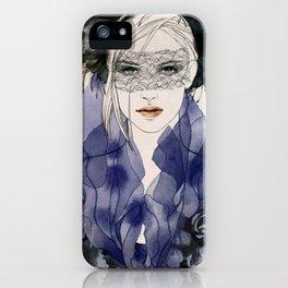 Jackie 1 iPhone Case