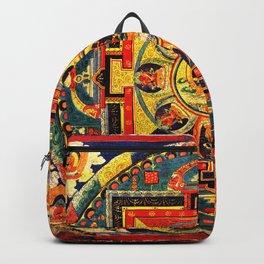 Buddhist Mandala Amitayus Buddha Amitabha Backpack
