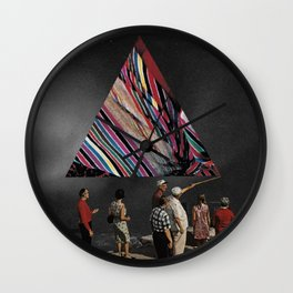 topological #1 Wall Clock