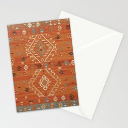 Heritage Traditional Moroccann Rug Design Stationery Cards