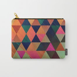 Orgree Pattern Carry-All Pouch