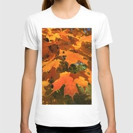 Autumnal Burst T-shirt