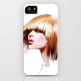hairdress iPhone Case