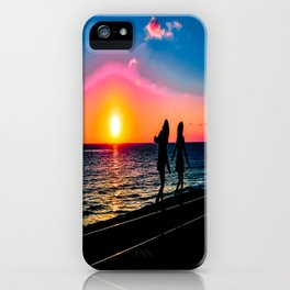 Don't Trip iPhone Case