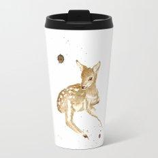 Coffee Fawn Travel Mug