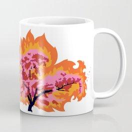 Allergy Season: Flamethrower Coffee Mug