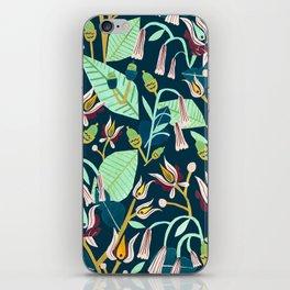 Folk Forest iPhone Skin