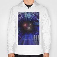 """stargate Hoodies featuring Stargate to """"Gliese 562"""" ! by capricorn"""