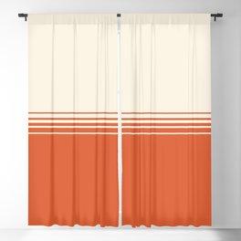 Marmalade & Crème Gradient Blackout Curtain