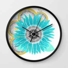 Springs Wall Clock