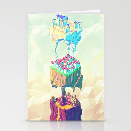 Triplex Stationery Cards